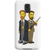Moriarty & Moran  Samsung Galaxy Case/Skin