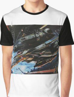 macross Graphic T-Shirt