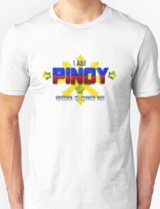 I am Pinoy Unisex T-Shirt