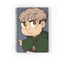 Jean Kirschstein Spiral Notebook