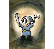 Friday the 13th Shyguy Photographic Print
