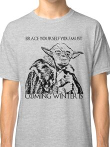 Coming winter is Classic T-Shirt