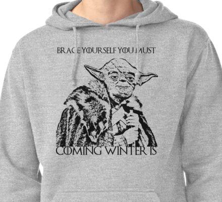 Coming winter is Pullover Hoodie