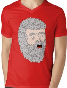 itaka Mens V-Neck T-Shirt