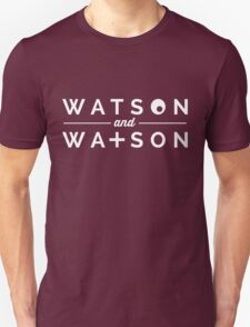John and Mary Watson Unisex T-Shirt