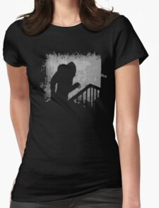 Count Orlok  Womens Fitted T-Shirt