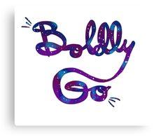 BoldlyGO Canvas Print