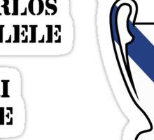 Real Madrid 2002 Champions League Winners Sticker