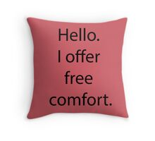 Comfort Pillow Throw Pillow