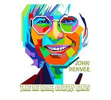John Denver ~ Pop Art by V-Art