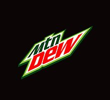 Do the Dew Shirts & Stickers by 8675309