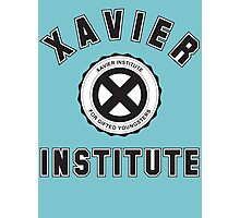 XAVIER INSTITUTE FOR GIFTED YOUNGSTERS Photographic Print
