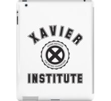 XAVIER INSTITUTE FOR GIFTED YOUNGSTERS iPad Case/Skin