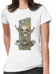 DK 172 T-shirt Womens Fitted T-Shirt