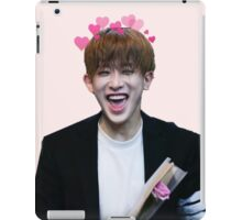 Wonho + Hearts iPad Case/Skin