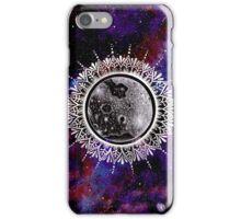 Galaxy Moon Mandala iPhone Case/Skin