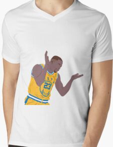 Draymond Green Mens V-Neck T-Shirt