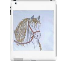 Equestrian Sketch iPad Case/Skin