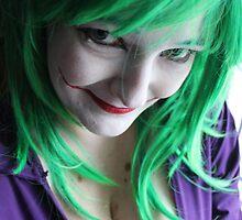Evil Little Smile by Gabrielle Wilson