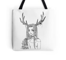 young stag Tote Bag