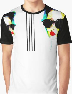 Snow Tha Product Graphic T-Shirt