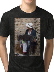 The Busker Tri-blend T-Shirt