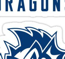 Drexel Dragons v1 Sticker