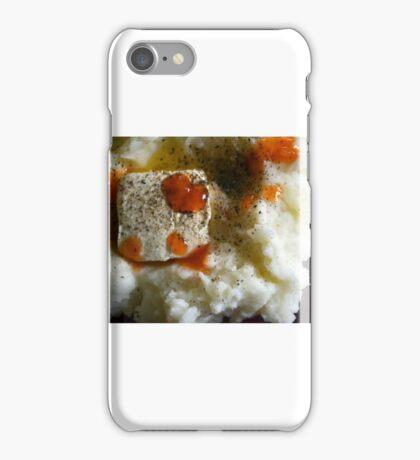 I love Mashed Potatoes iPhone Case/Skin