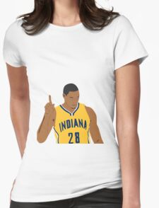 Ian Mahinmi Womens Fitted T-Shirt
