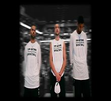 Spurs Big 3 Soft Edge by Jeffrey Garcia