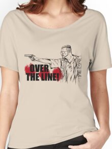 Over the Line! Women's Relaxed Fit T-Shirt