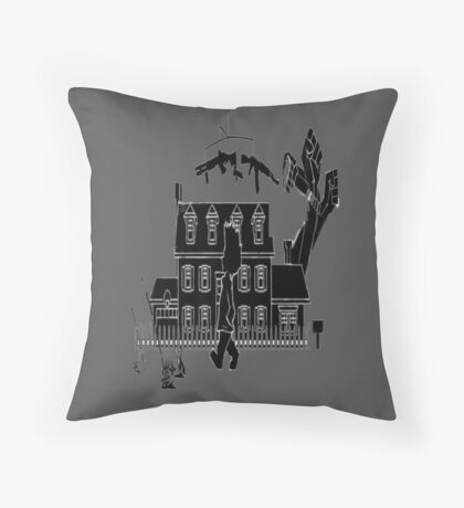 The Boondocks Pillow Throw Pillow