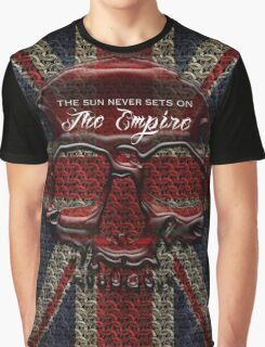 The Sun Never Sets Graphic T-Shirt