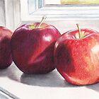 Red Delicious by Charlotte Yealey