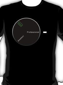 Camera Modes T-Shirt