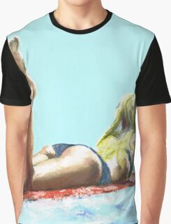 Between Waves Graphic T-Shirt