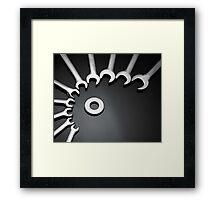 Mohawk Framed Print