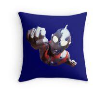 Ultraman Throw Pillow