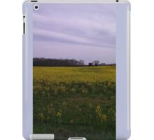 Yellow Fields Forever by Respite Artwork iPad Case/Skin