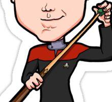 Star Trek Voyager - Lieutenant Tom Paris Sticker