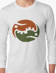 Zippleback Emblem Concept Tee Long Sleeve T-Shirt