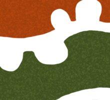Zippleback Emblem Concept Tee Sticker