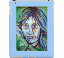 Self-Portrait I iPad Case/Skin