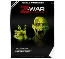 Z-WAR Poster