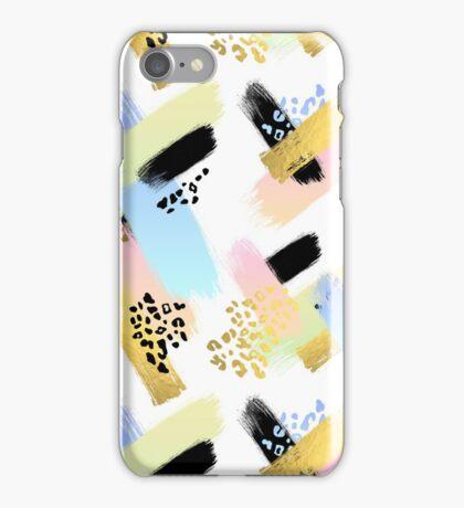 Retro Brush iPhone Case/Skin