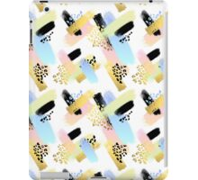 Retro Brush iPad Case/Skin