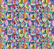 Kaleidoscope Entranced by Joanne Jackson