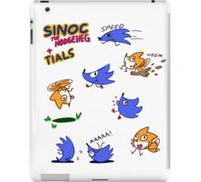 Sinoc the Hodgeheg iPad Case/Skin