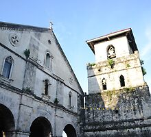 Baclayon Church, Bohol by darsie84