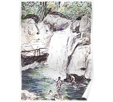 Little Crystal Creek, Paluma Poster